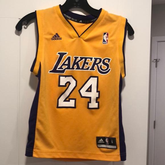 Lakers Kobe Bryant Jersey kids size small